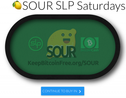 SOUR SLP Saturdays
