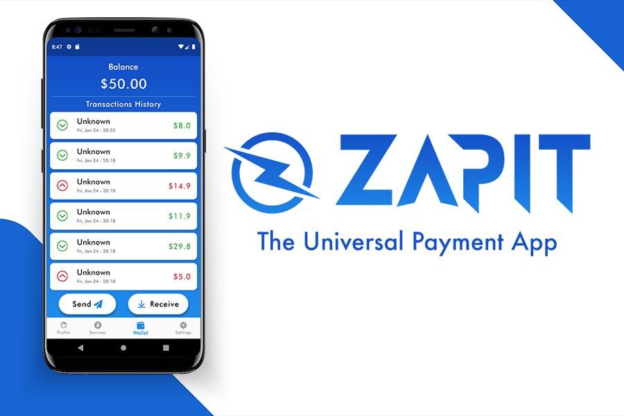 Zapit BCH/SLP wallet
